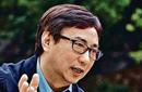 """香港""""新思维""""主席、民主党前副主席狄志远"""