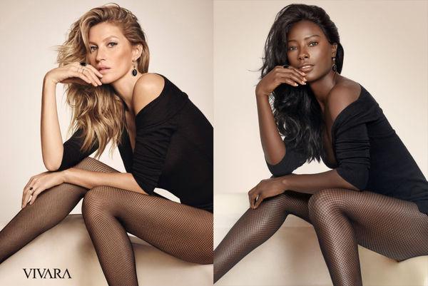 这个黑人女孩模仿维密超模,撬动了整个时尚界