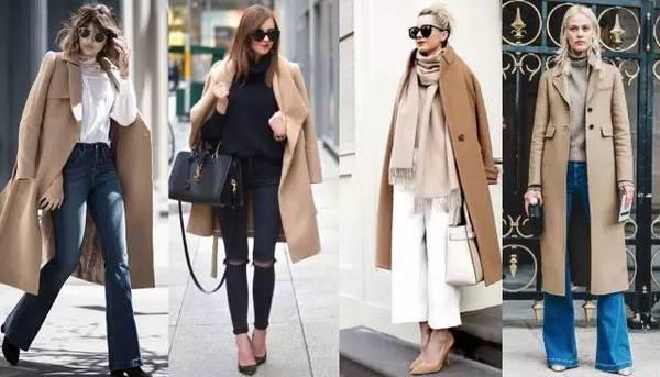 会穿驼色大衣不算啥,尽显高级感才是真时髦!