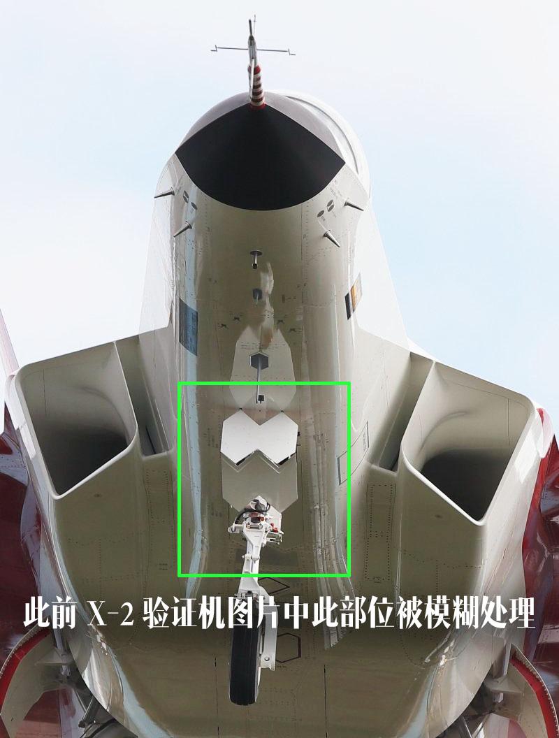 结构和f35的dsi进气口有较大区别