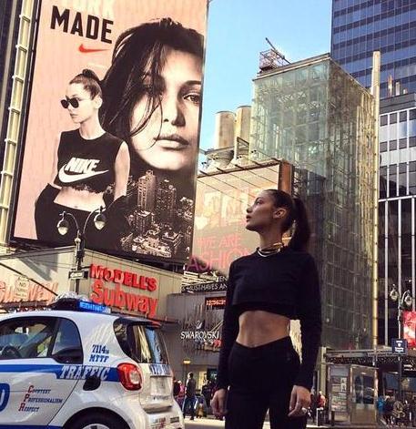 Bella Hadid 遭遇抵制,瘦姑娘要被时尚圈抛弃了?