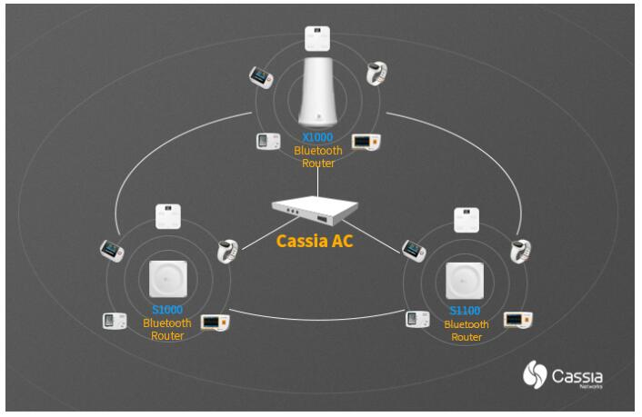 Cassia Networks推突破性企业级物联网解决方案