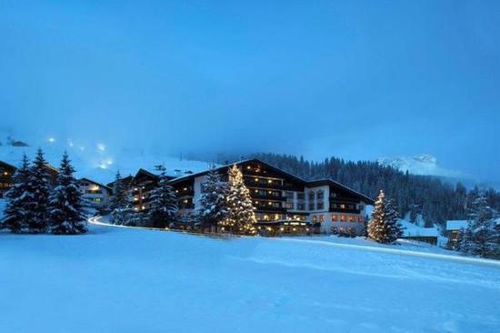 全球最贵的五大顶级滑雪度假村