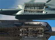 歼20弹仓内部比F22更整洁