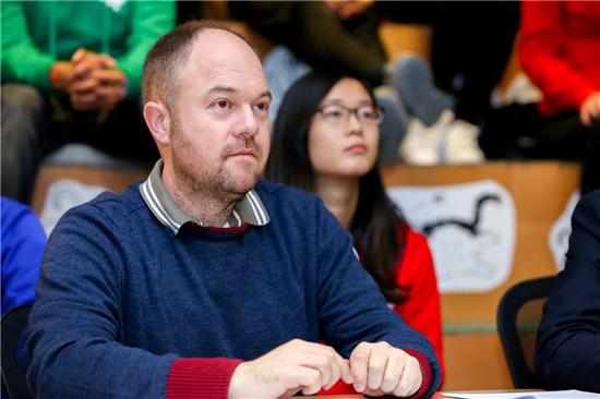 捷豹路虎睿侨森:未来驱动力就在中国