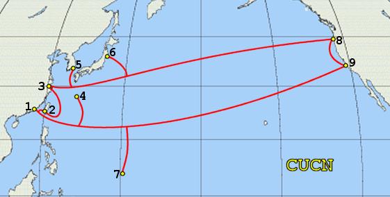 """中美海底光缆在沪""""退休"""" 亚太直达海缆开通"""