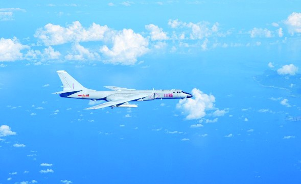 台方回应大陆军机绕飞台湾:都在有效掌控之内