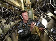 看澳大利亚海军最强潜艇内部