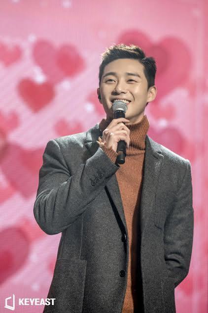 韩演员朴叙俊过生日 与中日韩粉丝共庆祝