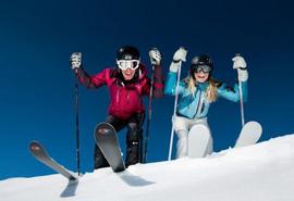初次滑雪如何才能不做菜鸟