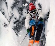 滑雪12类危险动作伤人害己 摔跤也是技术活