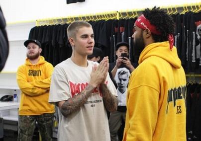 H&M推出Justin Bieber联名系列 才卖一两百!
