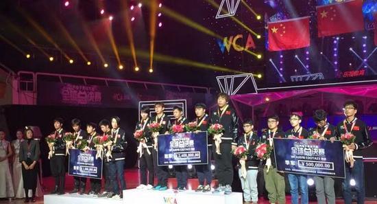 世界电竞大赛全球总决赛银川落幕 中国成大赢家