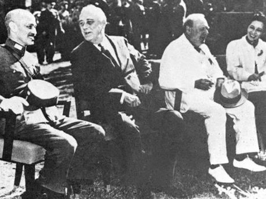 罗斯福曾密令史迪威 通过制造空难干掉蒋介石