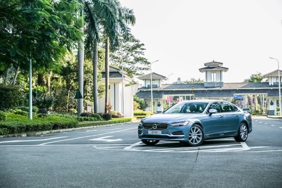 中国制造! 沃尔沃S90长轴距刷新国产标杆定义