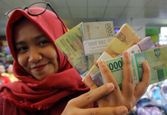 印尼央行开始发行新版钞票