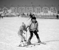 """""""移走""""垃圾山 """"挪来""""滑雪场"""