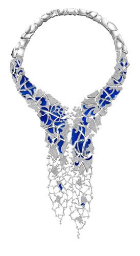 2015年jma国际珠宝设计大赛冠军作品《往事碎片》