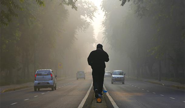 比北京雾霾更严重的首都 房价已下跌21.7%