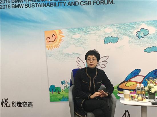 杨美虹:宝马CSR坚持三项原则 推动产业升级