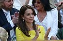 英女王辞温网皇家赞助人身份 资深粉凯特王妃接任