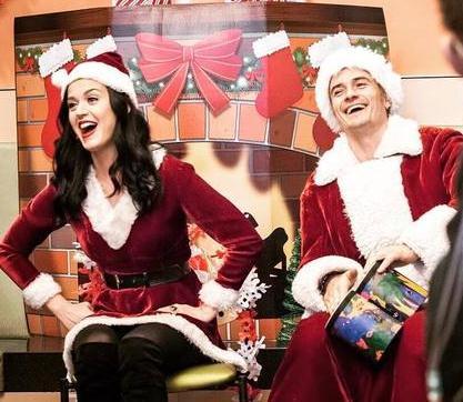 圣诞造型凹起来了?水果姐和开花做慈善秀恩爱两不误