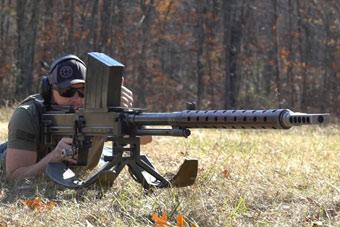 20毫米口径大枪能打穿几块钢板