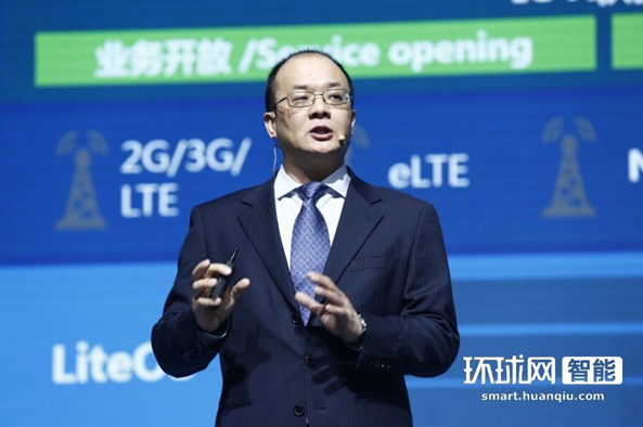 华为郑志彬:未来物联网一定是无处不在的