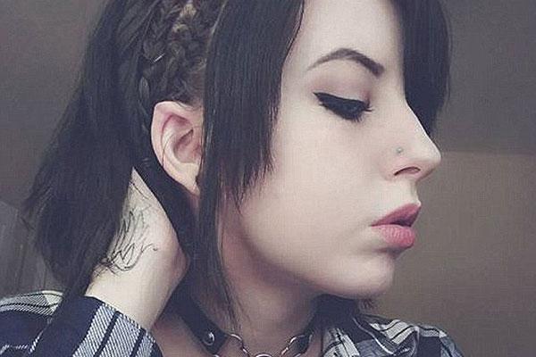 美女子不满足于做人类 通过整形获精灵耳