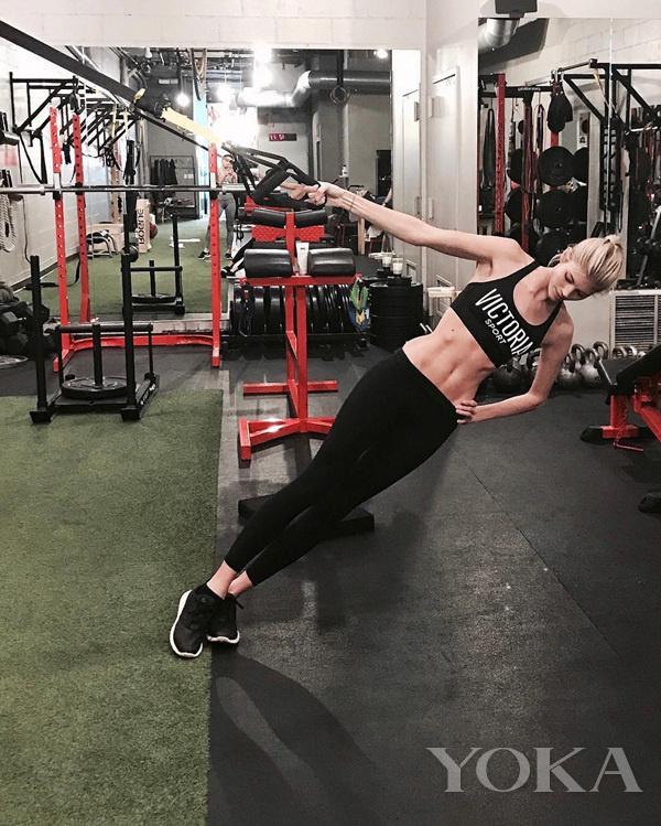 你们瘦子做的那些运动 就像均码衣服之于胖子!