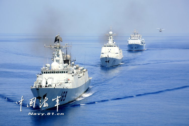 实力圈粉贴:中国海军护航档案 大国担当妥妥的
