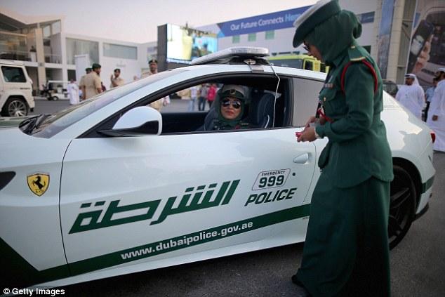 迪拜警方采用AI技术 可精准预测犯罪发生