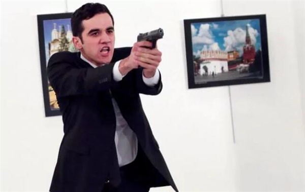 枪杀俄罗斯大使凶手的iPhone已被初步破解