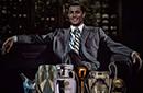 C罗当选欧洲年度最佳运动员 成足坛首位获奖球员
