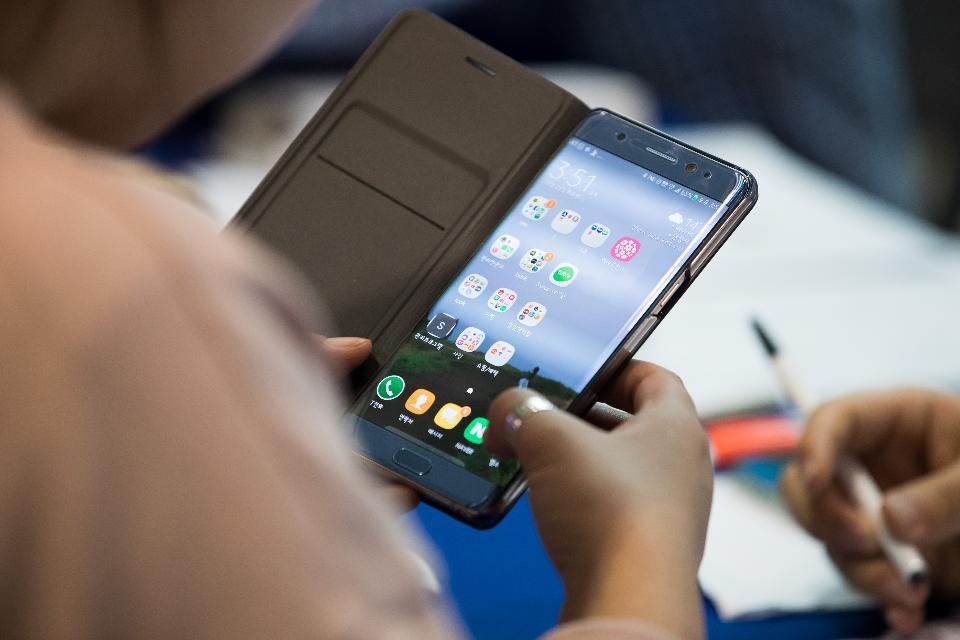 韩媒曝三星S8曲面屏幕尺寸 猜测Note系列停产