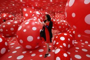 【2015·七彩环球】红色