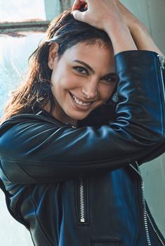 美国女星莫瑞娜·巴卡琳GQ写真