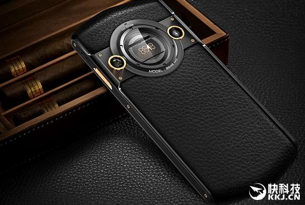 中国最贵手机8848揭秘:忽悠的就是你!