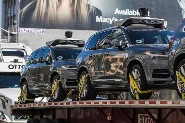 Uber无人车在加州受尽委屈 亚利桑那州拱手相迎