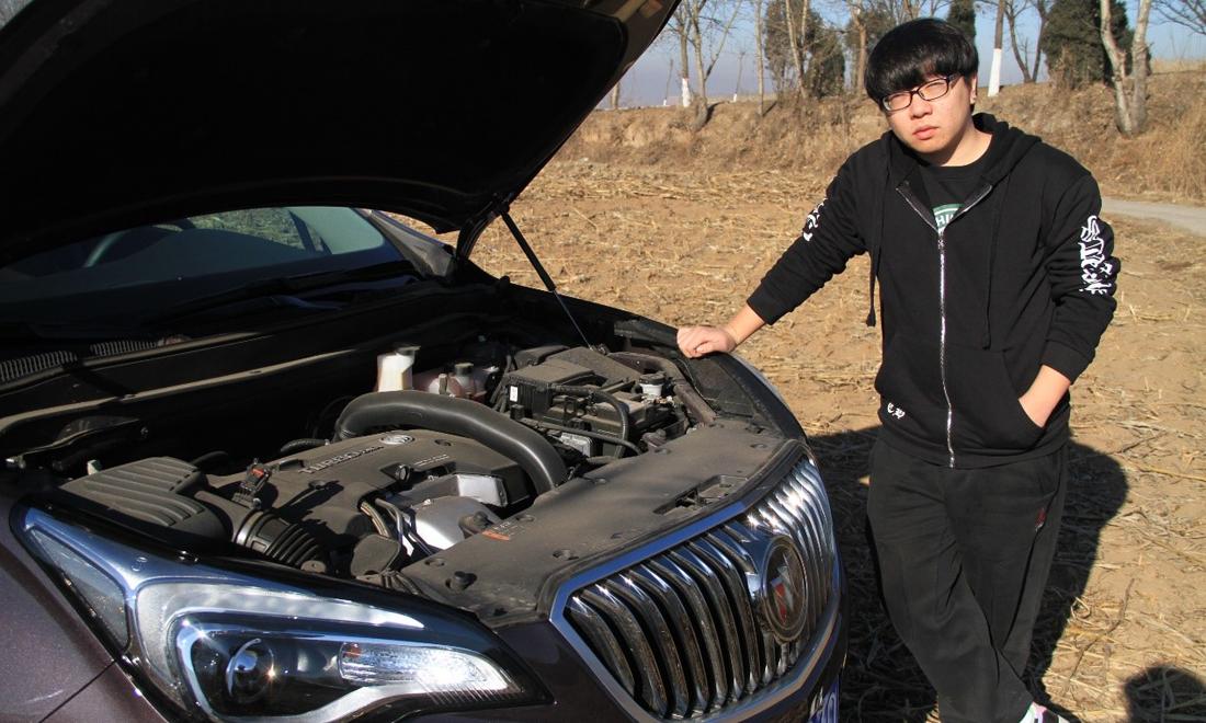车主故事:一次交心的旅行 Andy和他的别克昂科威