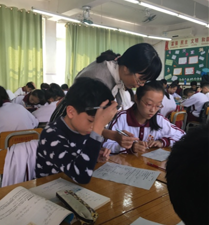 """广州华颖外国语学校开创""""数据引领课堂""""新典范"""