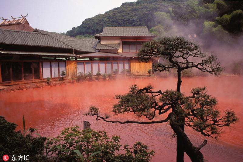 盘点全球特色温泉 来场泡汤之旅暖化这刺骨的严寒