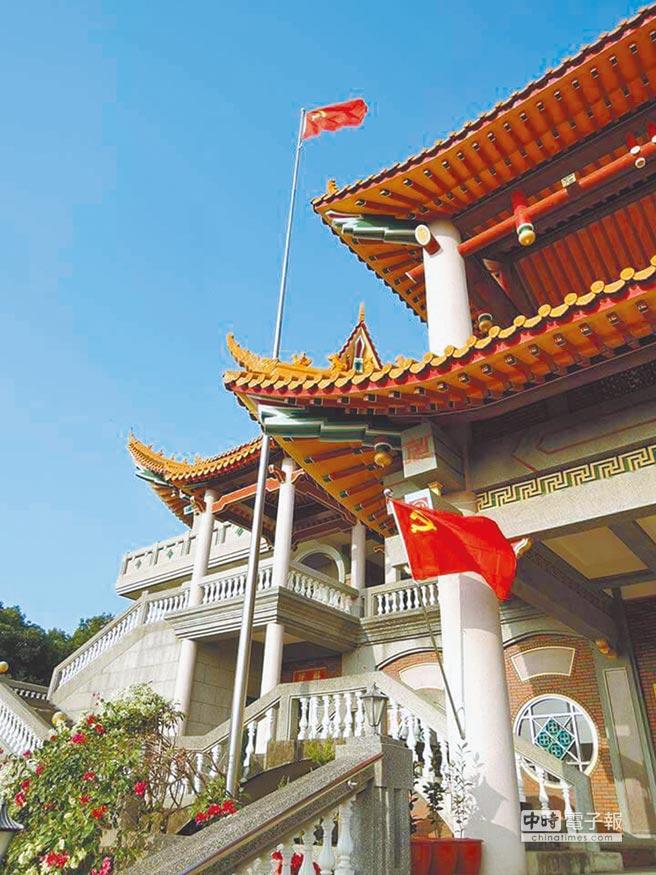 彰化升国旗 祖国早统一 - wangxiaochun1942 - 不争春