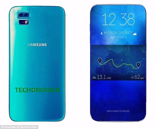 传三星Galaxy S8搭载语音助手Bixby