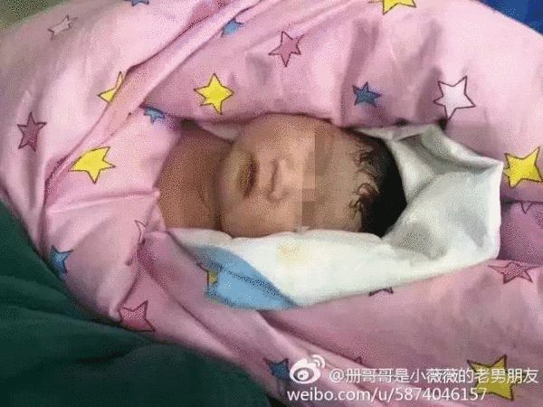 奇迹!64岁失独高龄产妇生下7斤4两男婴