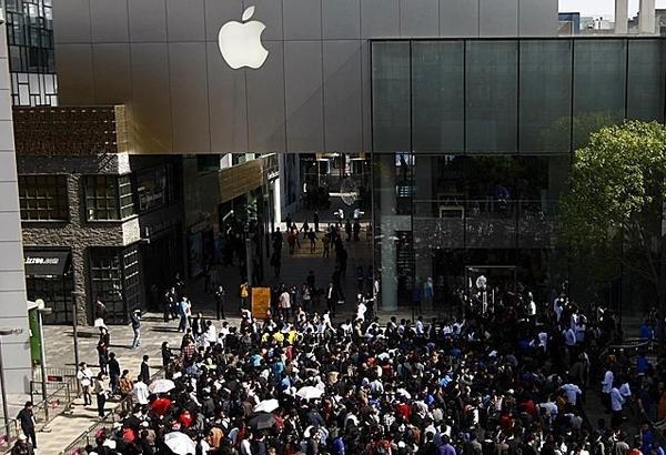 黄牛感谢苹果!iPhone 6s换电池业务太火