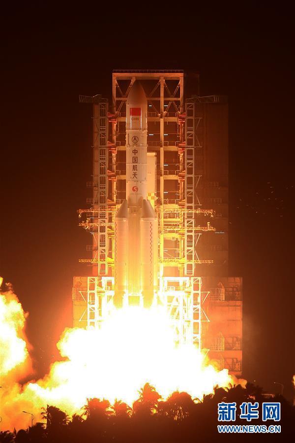 中国今年航天发射24次创纪录 跃居世界首位