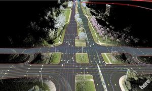 Mobileye与Here地图联手 为无人驾驶技术铺路