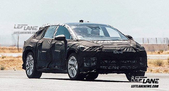 传法拉第未来旗舰轿车售价104万元以上