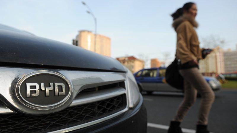 外媒:中国电动汽车累计销量将远超欧美